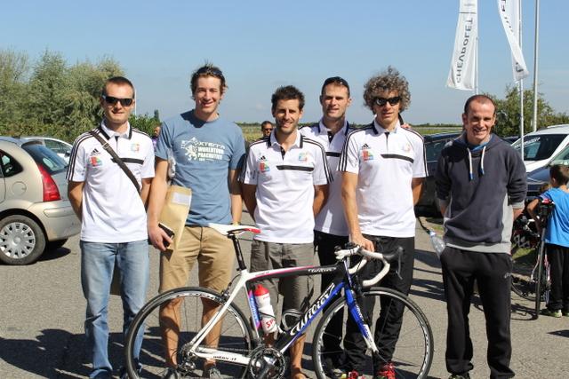 Triathlon CLM Colmar, HTC1 + HTC2