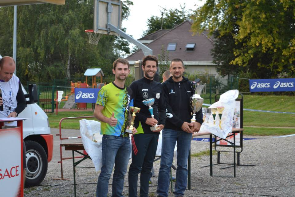 Bux-Run podium 2014