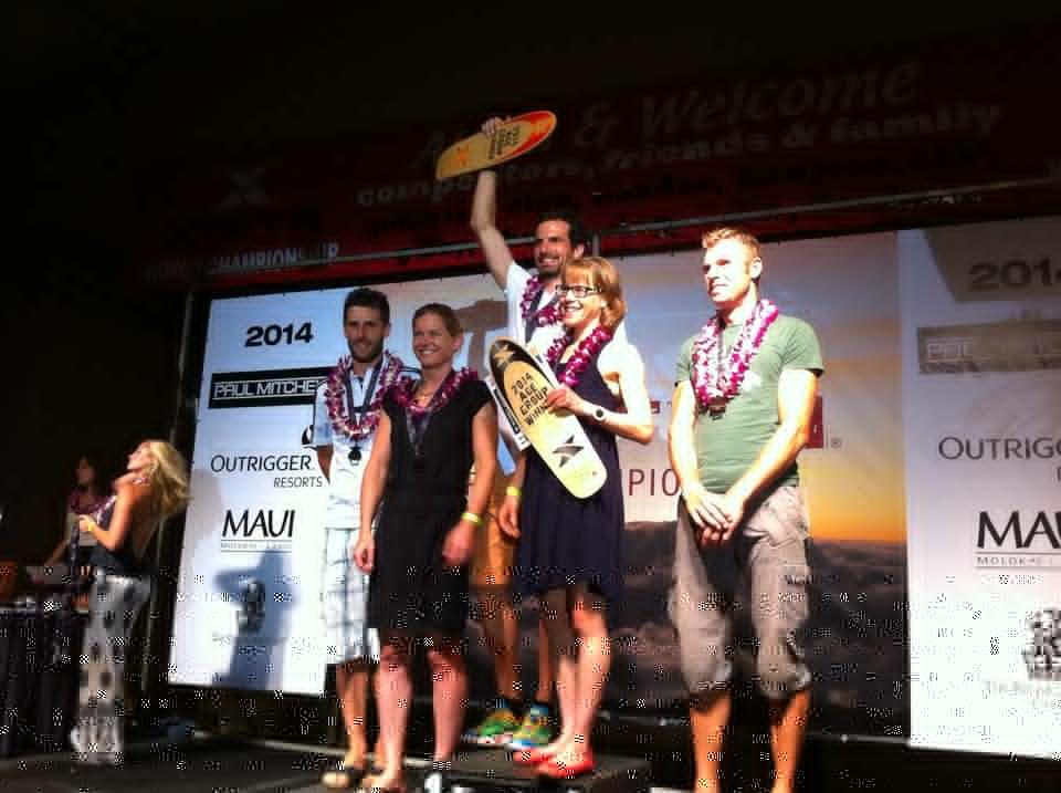 Podium groupe age 35-39