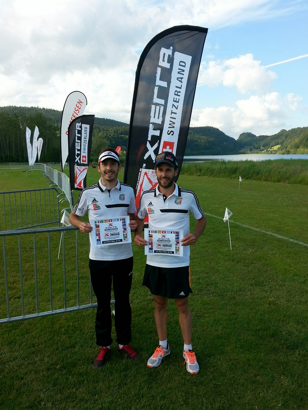 XTerra Suisse - Qualified 2015