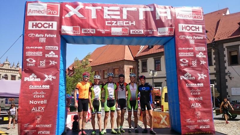 XTerra Czech 2015