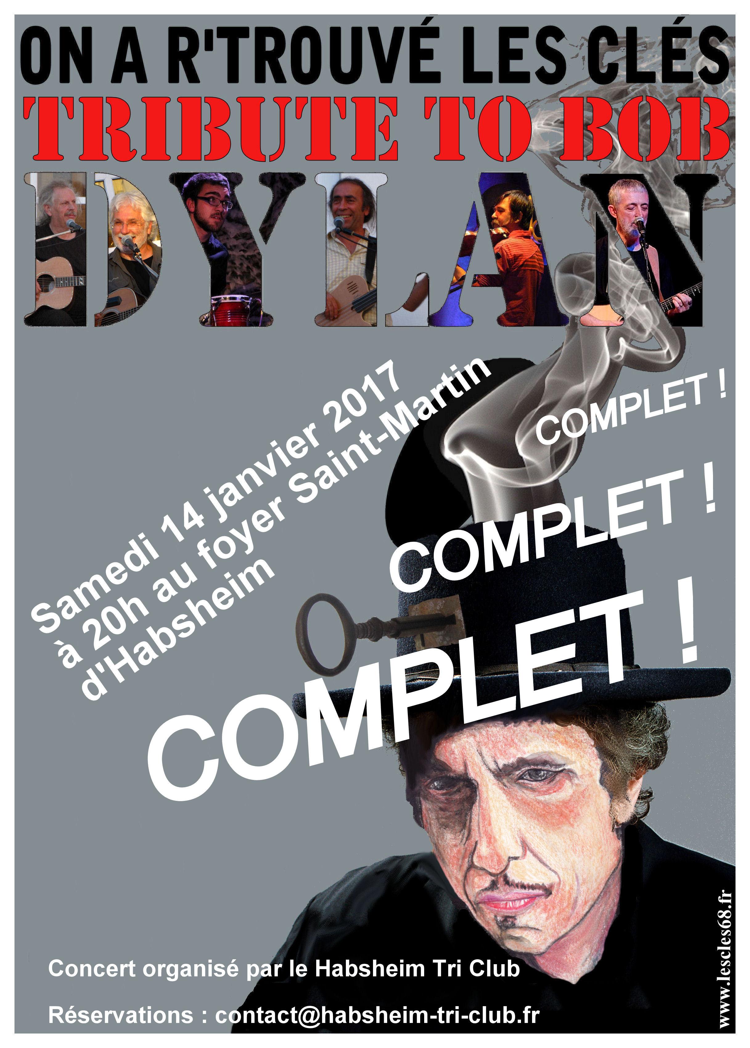 Concert des clés COMPLET !